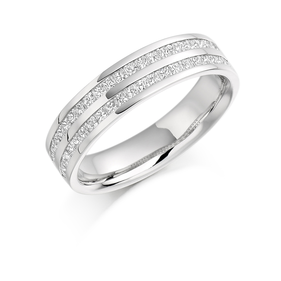 Eternity Wedding Diamond Ring