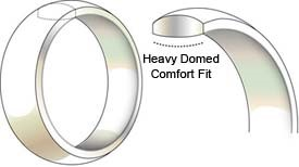 comfort fit heavy doomed