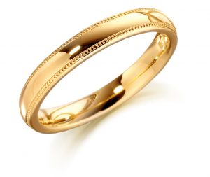 Traditional Style Wedding Rings