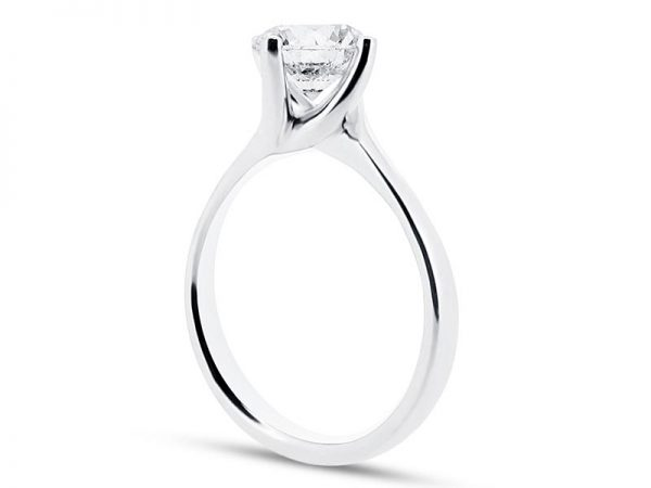 er 1032 solitaire twist engagement rings