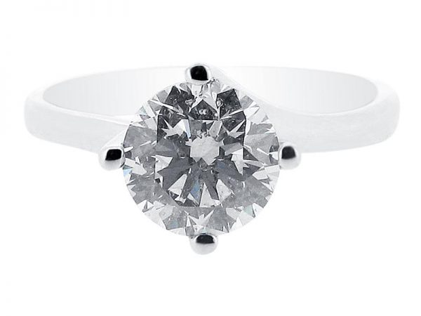 er 1032 solitaire twist2 engagement rings