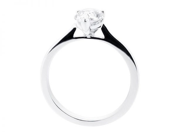 er 1147 side pear solitaire engagement rings
