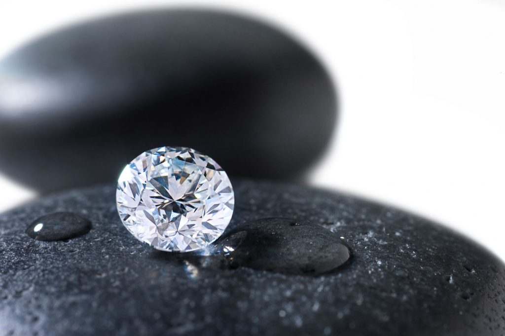 Anatomy of a Round Brilliant Cut Diamond