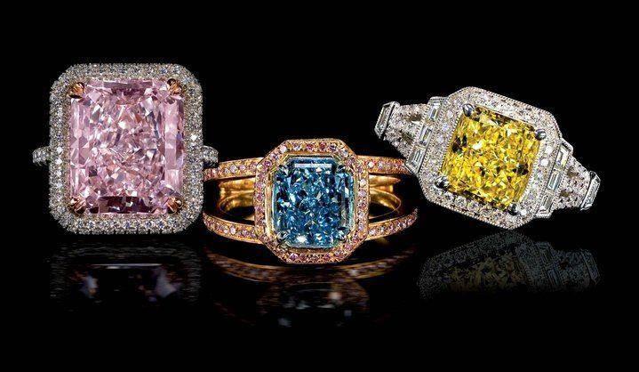 birthstones rings