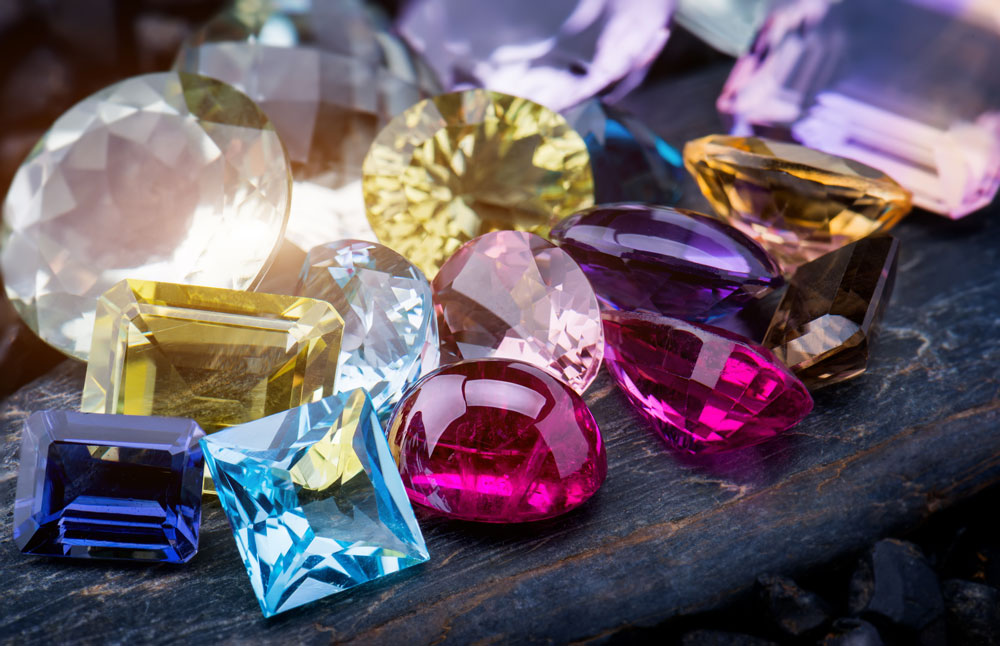 juicy gemstones