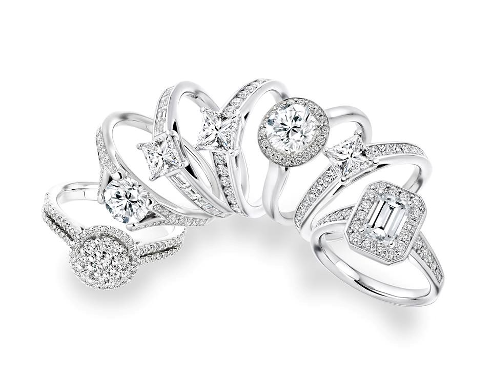 multi engagement rings