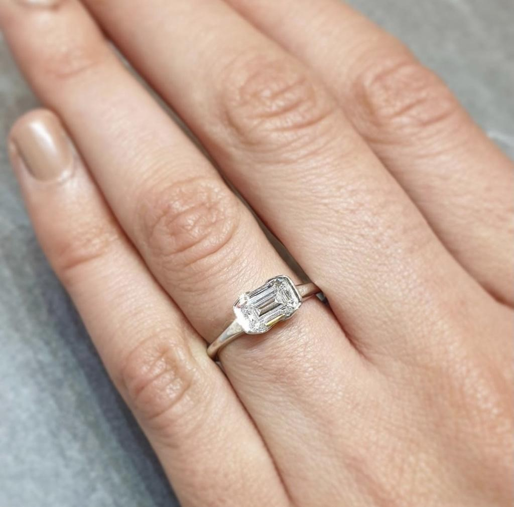 east to west ring